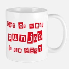 East or West Punjab is the Be Mug