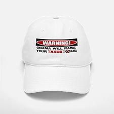 Obama Tax Baseball Baseball Cap