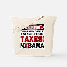 Obama Tax Tote Bag