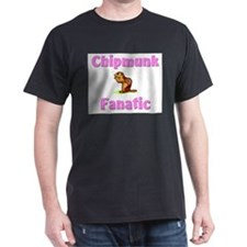Chipmunk Fanatic T-Shirt