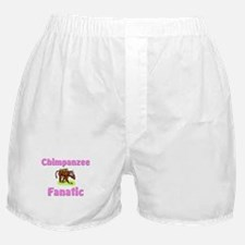 Chimpanzee Fanatic Boxer Shorts