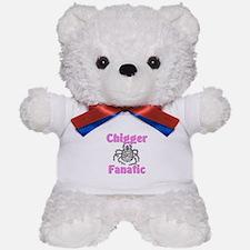 Chigger Fanatic Teddy Bear