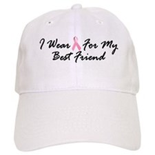 I Wear Pink For My Best Friend 1.2 Baseball Cap