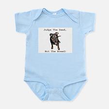 Pit Bull Tank  Infant Creeper