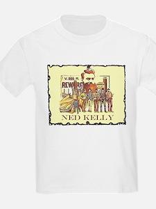 Ned Kelly Kids T-Shirt