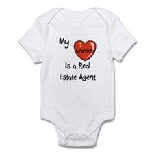 Realtor Infant Bodysuit