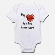 Realtor Infant Bodysuit