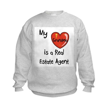 Realtor Kids Sweatshirt