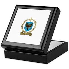 BEGIN Family Crest Keepsake Box