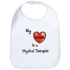 Physical Therapist Bib