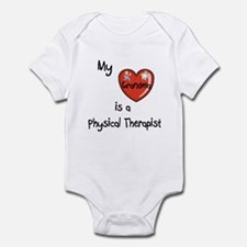 Physical Therapist Infant Bodysuit