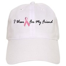 I Wear Pink For My Friend 1.2 Baseball Cap