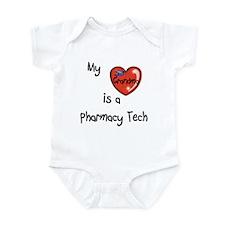 Pharmacy Tech Onesie