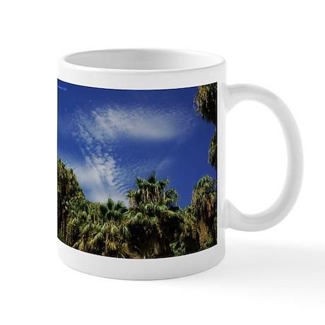 Palms and Sky Mug