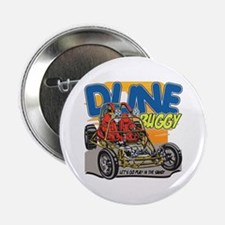 """Dune Buggy Let's Go Play in the Sand 2.25"""" Button"""