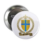 BELANGER Family Crest Button