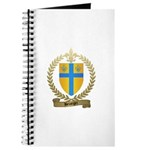 BELANGER Family Crest Journal