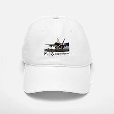 F-18 Super Hornet Baseball Baseball Cap
