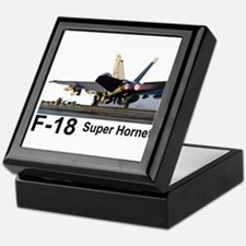 F-18 Super Hornet Keepsake Box