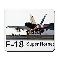 F-18 Super Hornet Mousepad