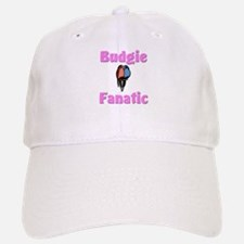 Budgie Fanatic Baseball Baseball Cap