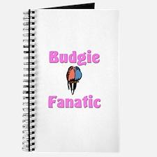 Budgie Fanatic Journal
