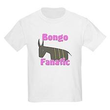 Bongo Fanatic Kids Light T-Shirt