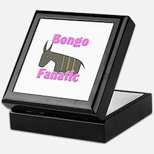 Bongo Fanatic Keepsake Box