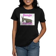 Bongo Fanatic Women's Dark T-Shirt