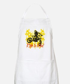 Ride to Win Motocross BBQ Apron