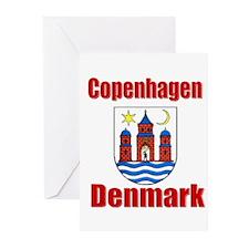 The Copenhagen Store Greeting Cards (Pk of 10)