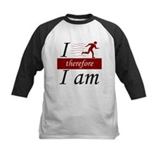 I run, therefore I am Tee
