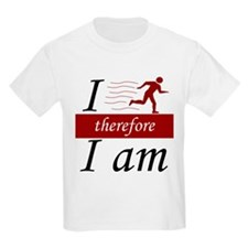 I run, therefore I am T-Shirt