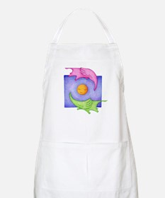 Elephants Can Fly! BBQ Apron