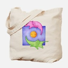 Elephants Can Fly! Tote Bag