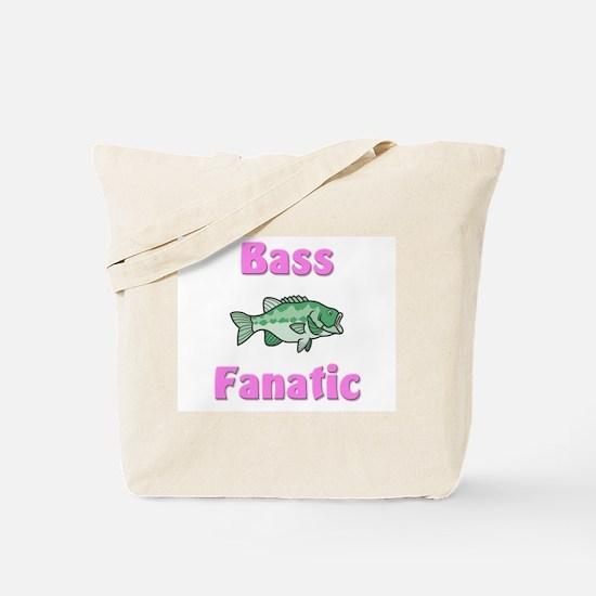 Bass Fanatic Tote Bag