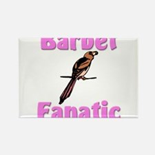 Barbet Fanatic Rectangle Magnet (10 pack)