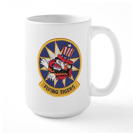 Flying Tigers Large Mug