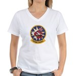 Flying Tigers Women's V-Neck T-Shirt