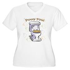 Potty Foul T-Shirt