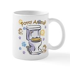 Potty Animal Mug