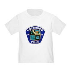 Hawthorne Police T