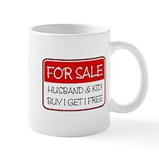 4SALE HUSB/KID (red) Mug