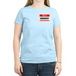 HELLO, MY NAME IS GIGGLES Women's Light T-Shirt