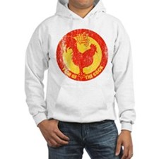 Retro Year Of The Cock Hoodie