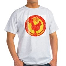 Retro Year Of The Cock T-Shirt