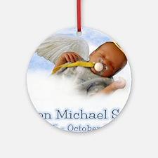 Ashton 2 Ornament (Round)