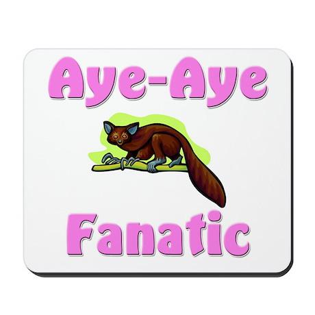 Aye-Aye Fanatic Mousepad