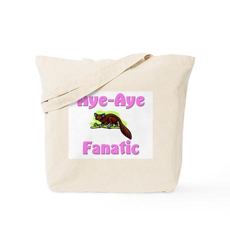 Aye-Aye Fanatic Tote Bag