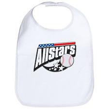 Baseball All Stars Bib